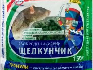 ЩЕЛКУНЧИК-150г ГРАНУЛА