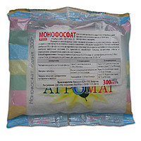 Монофосфат калия  (P-52%,К-34%),  0,300кг