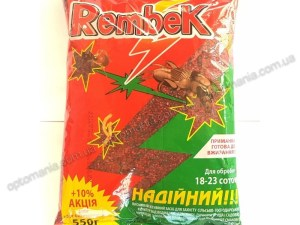 RembeK  550 г (медведка, муравьи) — RED+GREEN