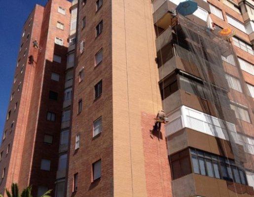Rehabilitación de edificios Sevilla