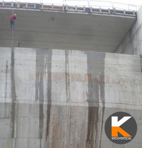 trabajo vertical - presa1
