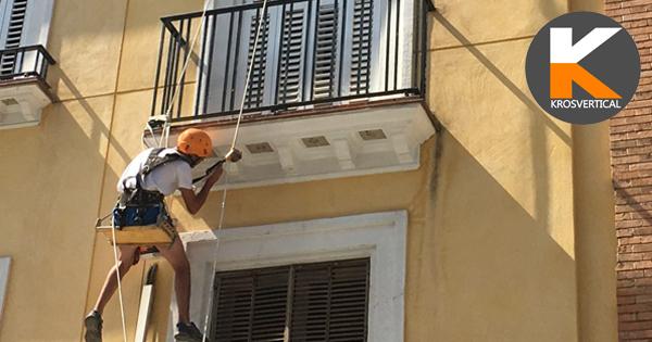 seguridad en trabajos verticales