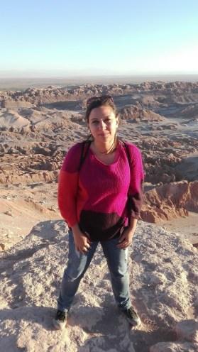 Piedra del Coyote, Atacama, Chile, Νοέμβρης 2016