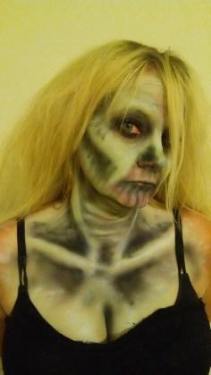 Airbrush Zombie
