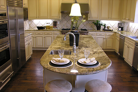 Gettysburg  PA Brilliant Kitchen   Bath Remodeling   Sink   Counter     Kitchen   Bath Remodeling