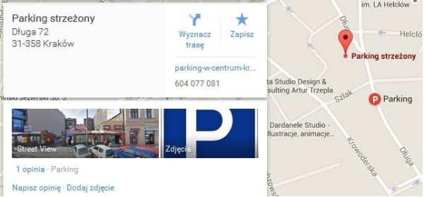 parking_dluga