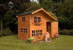Come fare una casa per bambini con le tue mani: dal legno e da altri materiali. Disegni con dimensioni | (80 foto di idee e video)