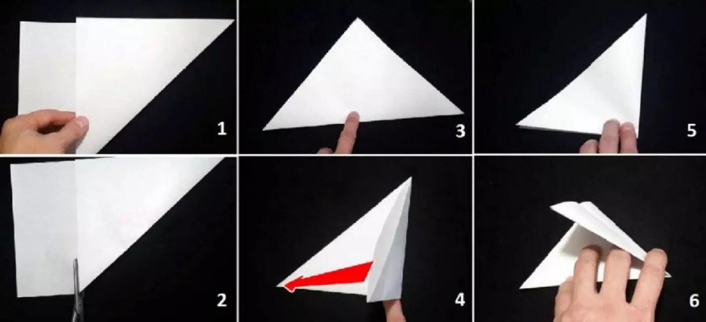 Blank triunghiular
