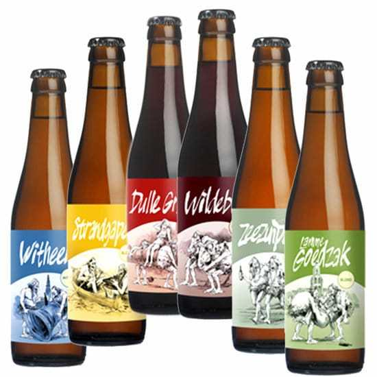 Bierpakket Biertje 6 Kerstpakket Bier Uit De Streek