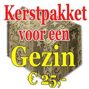 Kerstpakket Gezin Verrassing 25 - Familie verrassingspakket voor het hele gezin - Kerstpakket verrassing Gezin - www.kerstpakkettencadeaubon.nl
