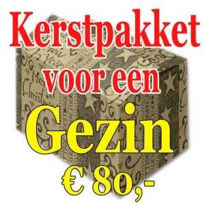 Kerstpakket Gezin Verrassing 80 - Familie verrassingspakket voor het hele gezin - Kerstpakket verrassing Gezin - www.kerstpakkettencadeaubon.nl