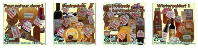 Kerstpakketten bestellen online   Bestel je kerstpakket per stuk online! - Zoek een origineel kerstpakket zelf uit bij - www.kerstpakkettencadeaubon.nl