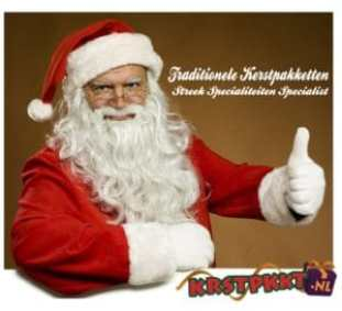 Traditionele Kerstpakketten bestellen bij de Kerstpakketten Specialist - www.krstpkkt.nl