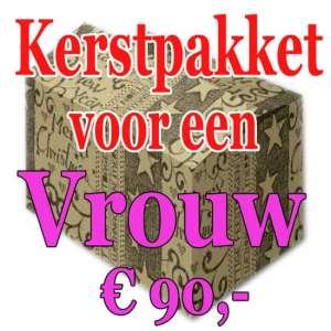 Verrassingspakket voor de Vrouw 90 - Mystery pakket - verras je vrouw - www.kerstpakkettencadeaubon.nl