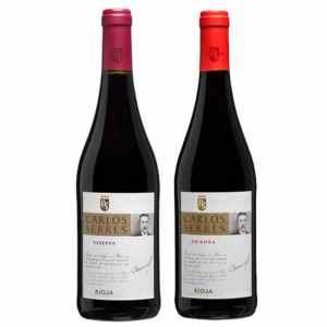 Wijnpakket Oude Rioja - Wijngeschenk gevuld met luxe wijnen uit spanje - Kerstpakket wijn - www.kerstpakkettencadeaubon.nl