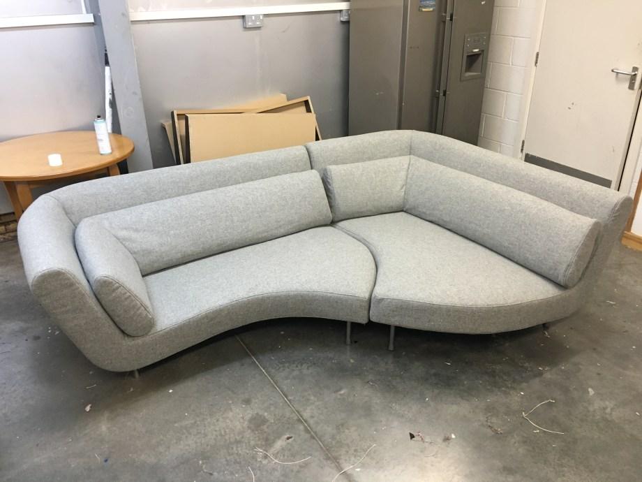 Ligne Roset Yang sofa - after