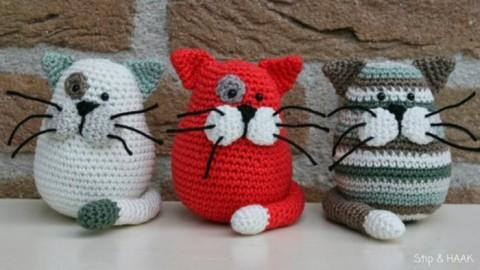 কিভাবে একটি আনন্দদায়ক crochet টাই
