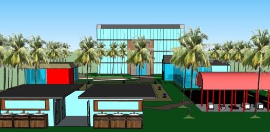 โครงงานกลุ่ม Beachfront accommodation2