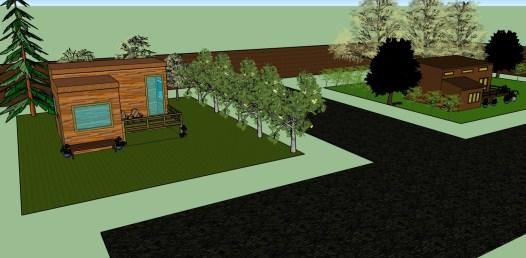 โครงงานบ้านไม้ในสวน กลุ่มที่8b