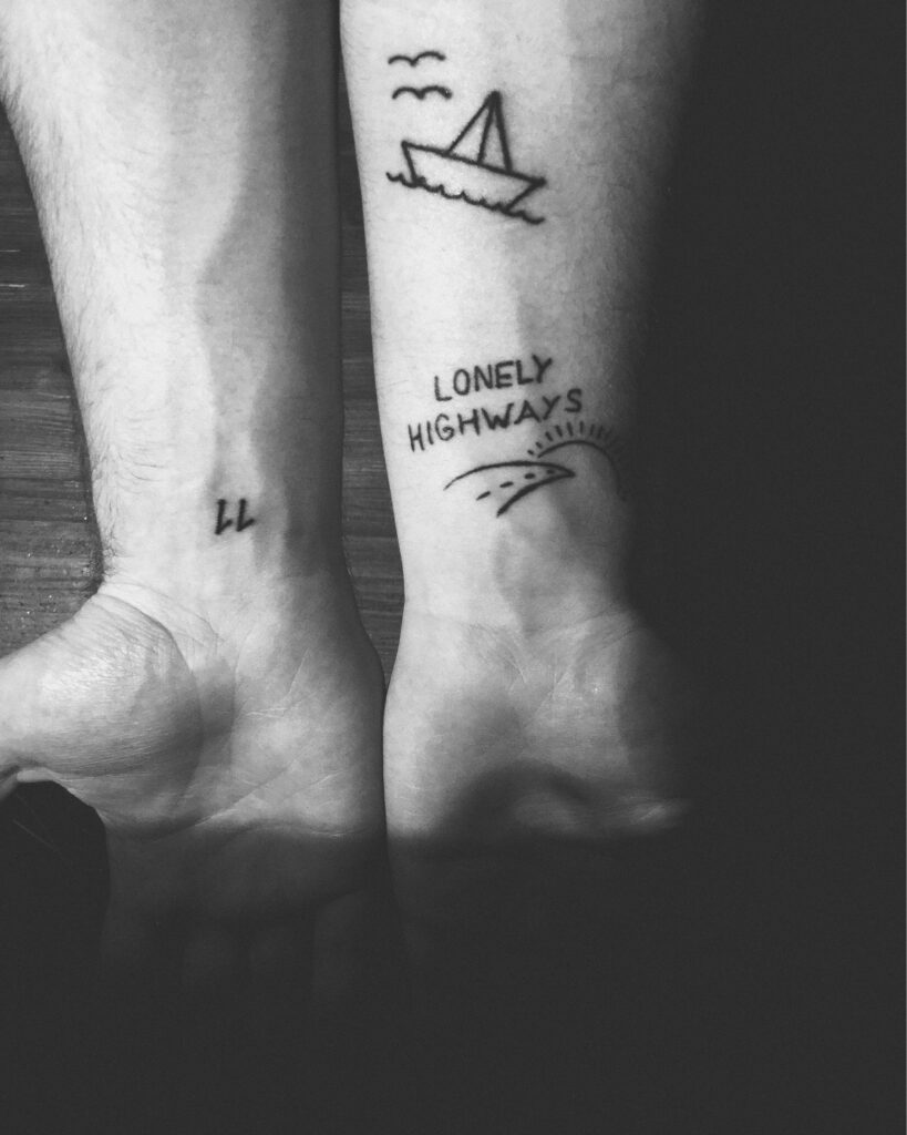 Я и татуировки   Кручин