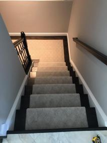 1 16 4 - New Carpeted Stairs