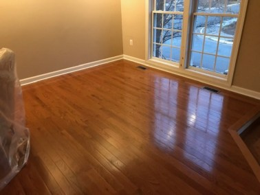 1 4 6 - New Hardwood Flooring and Stairs