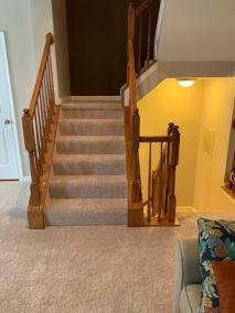 1 9 6 - Carpet and Stairs