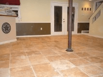 Carpet or Hardwood for Your Basement?