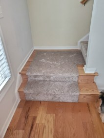 10 12 3 - New Hardwood Flooring and Stairs