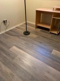 10 23 10 - New Hardwood Flooring