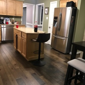 10 6 - New Flooring: Before & After
