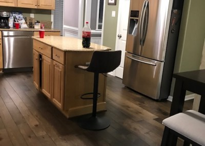 New Flooring: Before & After