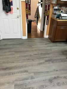 11 27 pic 6 225x300 - Refinishing Gray Hardwood Floors the Right Way