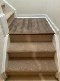 11 41 - Pics of Beautiful LVP and Carpet installation in Fredericksburg
