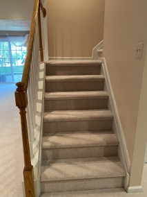 11 50 - Happy Client and New Carpet Installation In Centreville