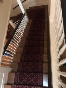 11 7 5 - Carpet and Stairs