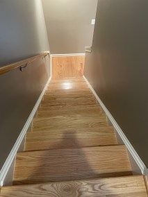 15 11 1 - Happy Clients And Beautiful Work, Beautiful New Hardwood And Runner Installations