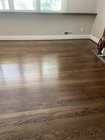 16 5 1 - Staying Busy In The Dog Days Of Summer 😄🐶☀️👍  Beautiful New Hardwood And Sand-Finish Jobs In Northern Virginia 👏