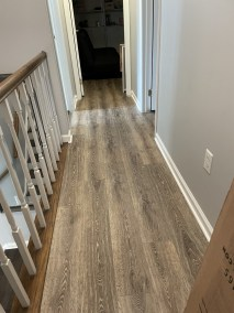 17 7 1 - Wonderful Review And Beautiful New LVP/Hardwood Stair Installation