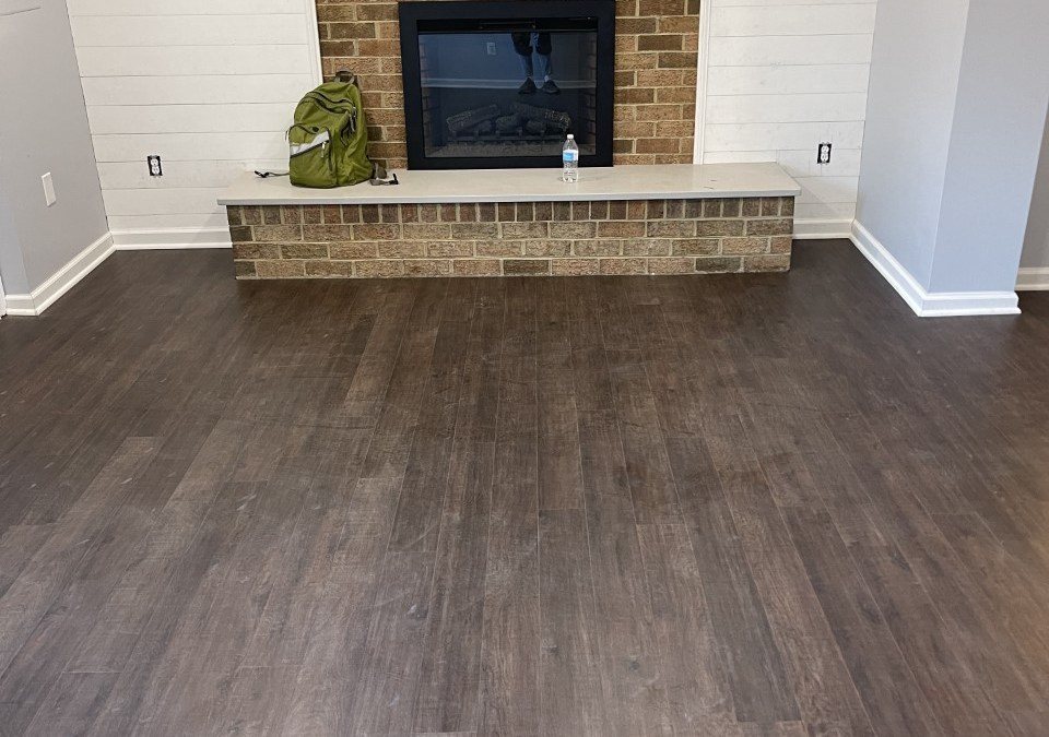 Grateful For Our Clients 😁👍  Some Awesome New LVP, Hardwood, Runner And Sand-Finish Jobs 🙂👏