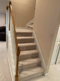 18 13 - Happy Client and New Carpet Installation In Centreville