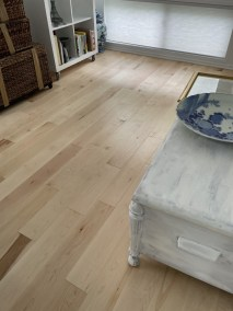 18 19 - Happy Client And Beautiful New Hardwood Installation In Alexandria