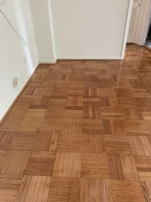 18 6 1 - Blessed To Have Such An Awesome Team - Beautiful New Runner/Parquet Sand-Finish/LVP Installation