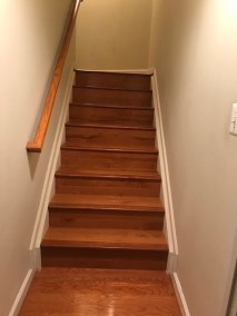 19 20 - Wonderful Review And Beautiful Pictures Of A New Maple Hardwood Installation In Woodbridge