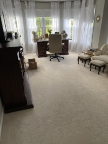 19 7 - Pictures of New Sand-Finish Job In Northern Virginia and New Carpet Installation In McLean 🙂