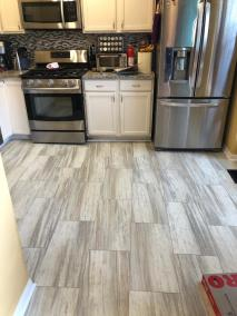 2 23 11 - New Kitchen flooring, Hardwood and Carpet too!