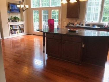 21 27 - Wonderful Review And Beautiful Pictures Of A New Maple Hardwood Installation In Woodbridge