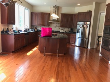 22 30 - Wonderful Review And Beautiful Pictures Of A New Maple Hardwood Installation In Woodbridge