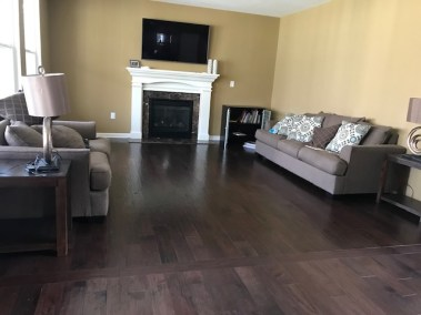 4 10 7 - New Hard Wood Flooring