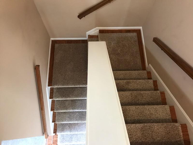 New Carpet Staircase